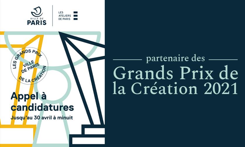 Grand Prix de la Création 2021